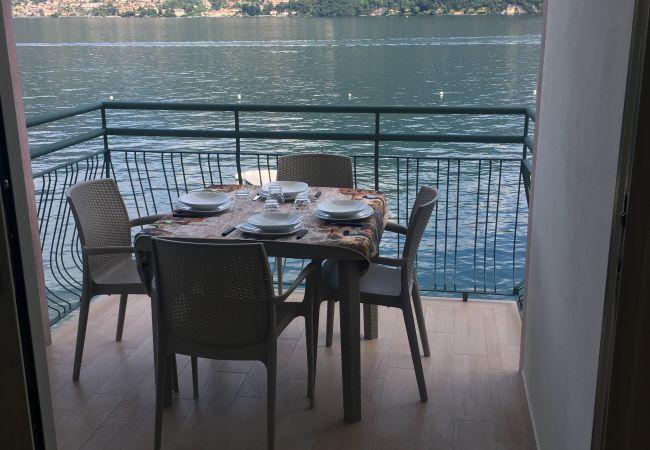 Apartment in Lezzeno - INFINITY  2  APP. FRONT  LAKE